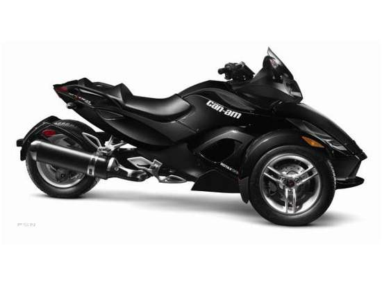 2012 Can-Am Spyder RS SM5 100419997 thumbnail1