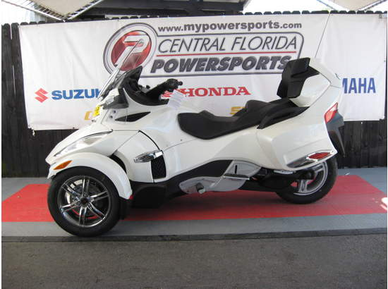 2011 can am rt limited custom in kissimmee fl 34744 9474 can am other motorcycles bike com