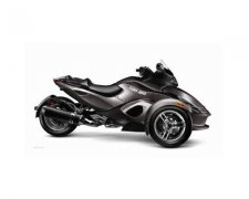 2011 Can-Am Spyder Rs Sm5