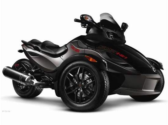 2008 Can-Am™ Spyder GS Roadster SM5 For Sale Kimball, MI : 118415