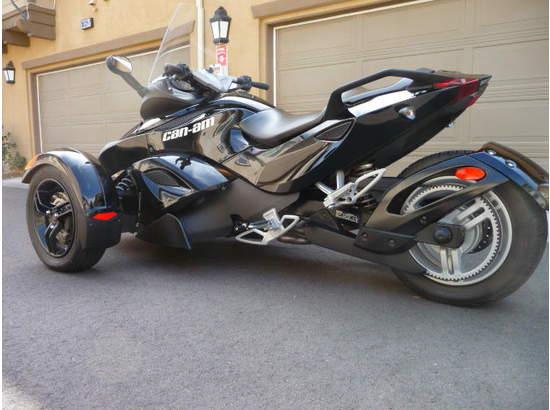 2009 can am spyder roadster 990 custom in 10379 spyder roadster 990 motorcycles. Black Bedroom Furniture Sets. Home Design Ideas