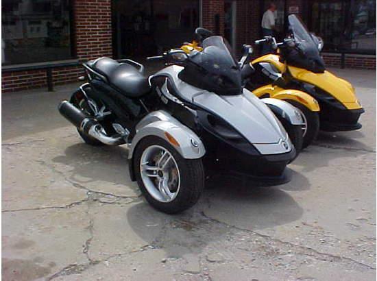 2008 can am spyder custom in lapeer mi 48446 10877 spyder motorcycles. Black Bedroom Furniture Sets. Home Design Ideas
