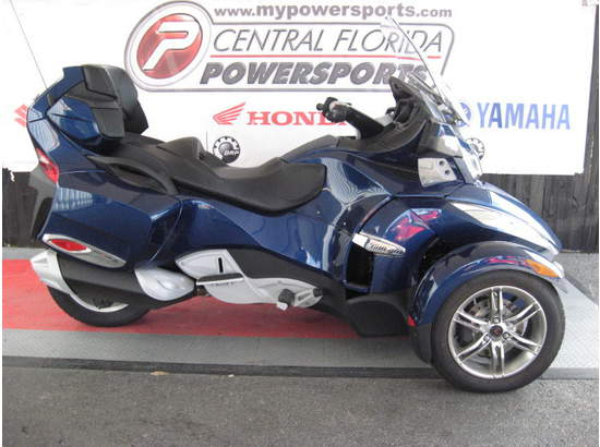 2011 can am spyder rt s sm5 custom in kissimmee fl 34744 10559 spyder rt s motorcycles. Black Bedroom Furniture Sets. Home Design Ideas