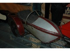 1930 Other Alps Sidecar