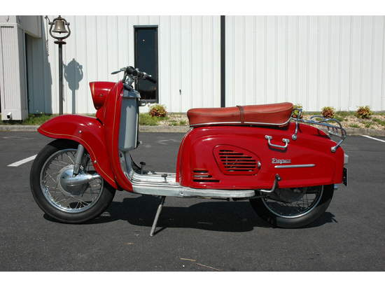 1958 OTHER Progress scooter 93132149 thumbnail1