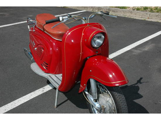 1958 OTHER Progress scooter 93132149 thumbnail2