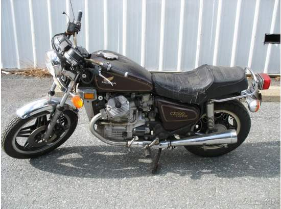 1979 Honda Cbx 500 Custom In Lebanon Nh 03766 11323