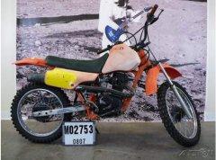 1986 Honda Xr100 Xr100