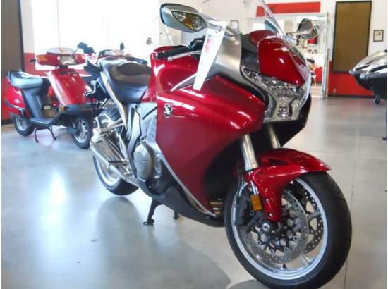 2010 Honda Vfr 1200f (manual Transmission),Custom in Davie ...
