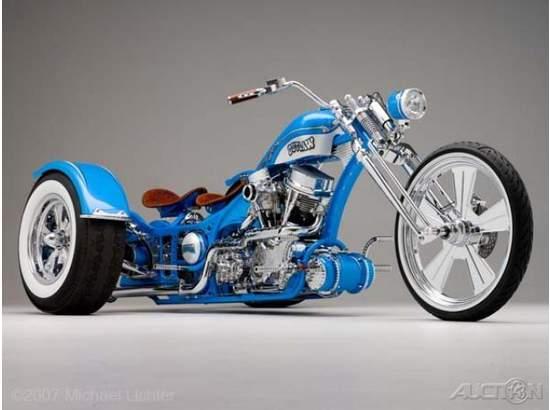 2007 Other Makes Covington Outlaw Trike Custom In Stuart