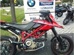 2010 Ducati Hypermotard 1100 Sp