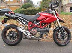 2008 Ducati Hypermotard 1100