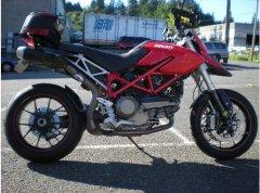 2008 Ducati Hym1100s