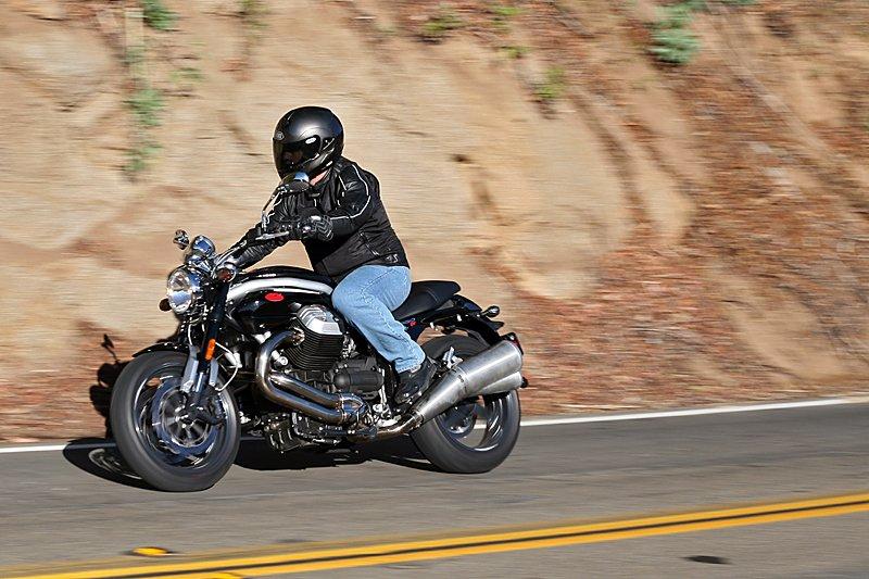 2009 Moto Guzzi Griso 1200 8V: MD Ride Review - 1544