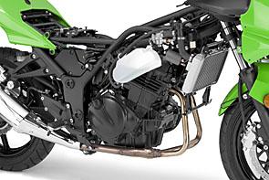 2008 Kawasaki Ninja 250R: MD First Ride - 1643 - Bike
