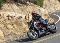 MD Second Ride: Ducati Diavel