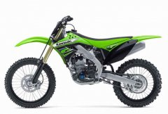 2012 Kawasaki Motocrossers Feature New Tech – Dual Injectors and Launch Control