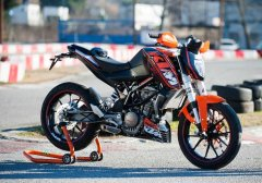 KTM to Bring E-Bikes, 350 Duke and 1190 Superduke to USA