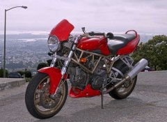 MD Project: Ducati Supersport Streetfighter