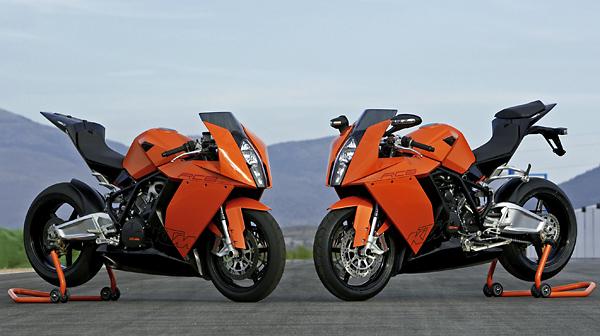 ktm 1190 rc8 superbike unveiled 1658 bike reports. Black Bedroom Furniture Sets. Home Design Ideas