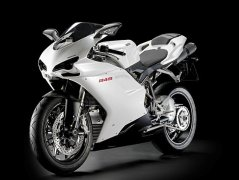 Ducati 848 a Super Middleweight