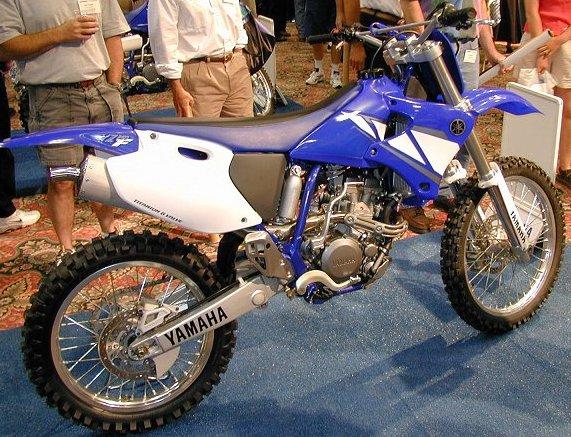 Big 4 stroke news from yamaha in vegas 2247 bike for Yamaha of las vegas