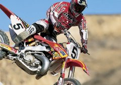 Mike LaRocco Emerges as the Unlikely Star of Supercross