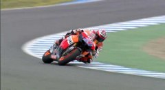 Video of Casey Stoner on the Honda 1000cc Prototype