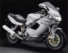 Ducati Introduces 2004 ST3