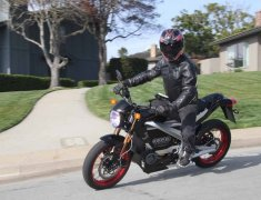 MD First Ride: 2011 Zero Motorcycles