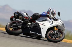 2011 Triumph 675R: MD First Ride