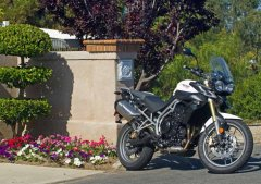 2011 Triumph Tiger 800: MD Ride Review – Part One