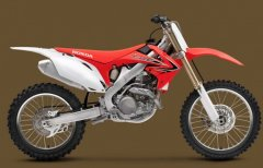 Honda Introduces Revised Motocross Weapons for 2012