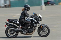 MD Triple-Tested: 2011 BMW F800R
