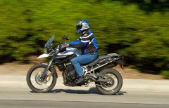 2011 Triumph Tiger 800 and 800XC: MD Ride Review – Part Two