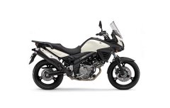 New Suzuki V-Strom 650 Pictures and Specifications Hit the Web
