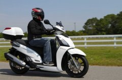 MD First Ride: Kymco 2011 – Power to the Peoples