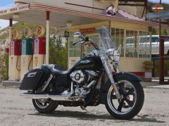 Harley Announces 2012 Dyna Switchback