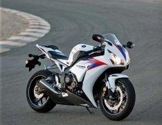 Honda CBR1000RR Updated for 2012
