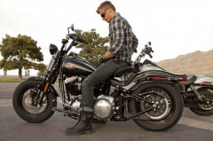 Harley-Davidson Courts the Youth Market; Seems Confident About Future