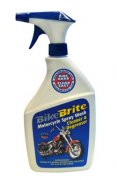 MD Product Review: Bike Brite Motorcycle Spray Wash