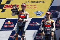 MotoGP Points Leader Casey Stoner Interview Provided by Repsol Honda
